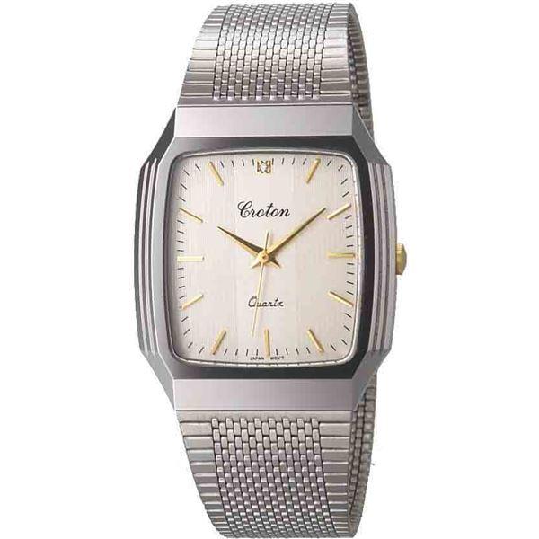 CROTON(クロトン) 腕時計 3針 日本製 RT-148M-9【代引不可】