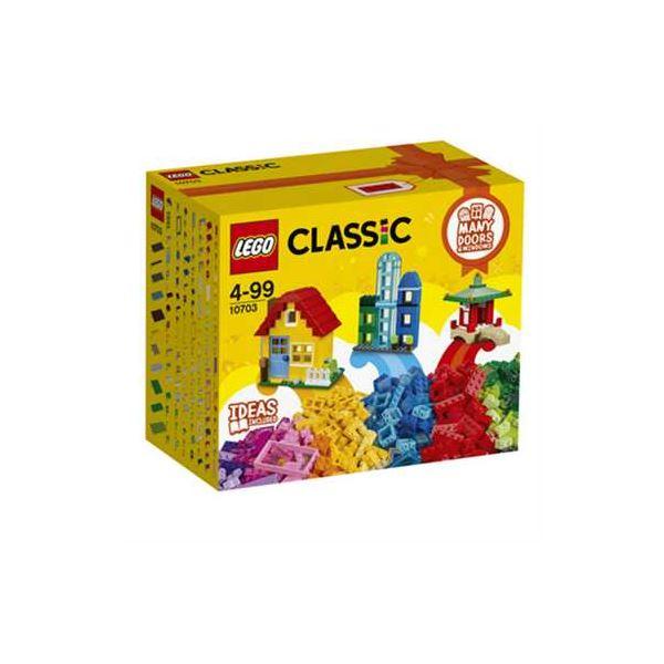レゴジャパン 10703 レゴ(R)クラシック アイデアパーツ建物セット 〔LEGO〕【代引不可】