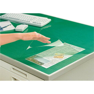 902*622 KOKUYO desk mat soft (vinyl chloride) economy type desk pad マ -1217NG belonging to