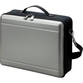 (まとめ買い)コクヨ 非常持出しバッグ 防災の達人 ハードタイプ シルバー DRK-HH1C 〔×3〕【北海道・沖縄・離島配送不可】