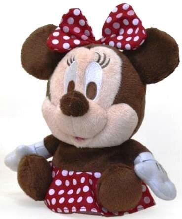 ものまね おしゃべり ぬいぐるみ ディズニーシリーズ ミニー Disney Minnie