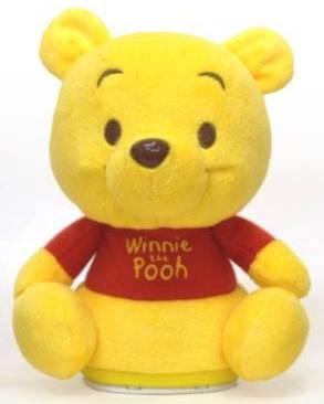ものまね おしゃべり ぬいぐるみ ディズニーシリーズ くまのプーさん Disney Winnie-the-Pooh