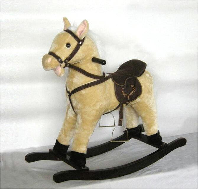 ロッキングアニマル 馬 乗物玩具