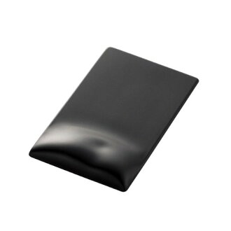 ELECOM (Elecom) FITTIO mouse pad High black MP-116BK