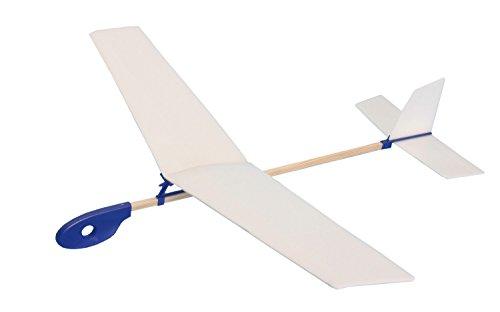 池田工業社 フライングホーク 〔まとめ買い12個セット〕 000056340 組立式グライダー【代引不可】