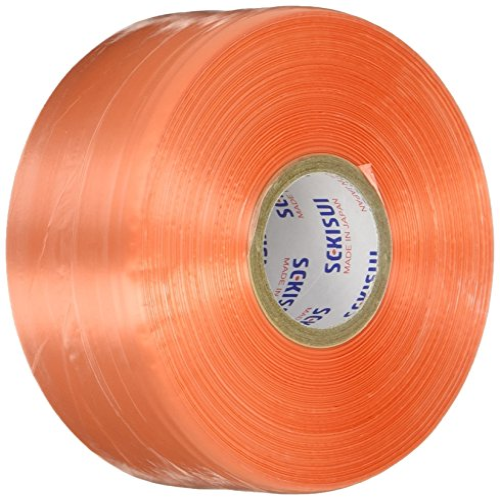 (まとめ買い)積水成型 タフロープR-550 橙 R-550 オレンジ 00019979 〔5巻セット〕