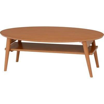 萩原 折れ脚テーブル MT-6927NA【代引不可】