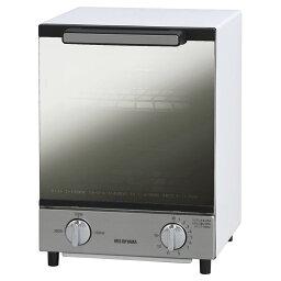 [禮物]IRIS OHYAMA電烤箱吐司2面鏡子風格立式MOT-012