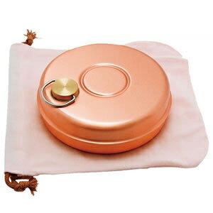 新光堂 純銅製ミニ湯たんぽ S-9397【代引不可】