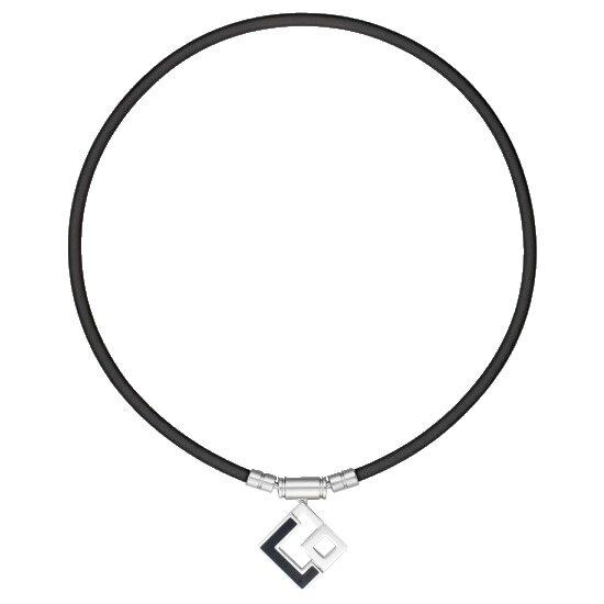 【送料無料】コラントッテ TAO ネックレス AURA アウラ ブラック Mサイズ(43cm)・ABAPH01M【代引不可】