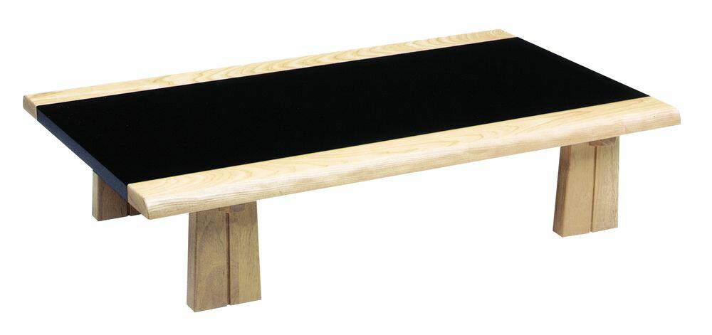 【送料無料】日本製 讃岐の和座 座卓 三都 サイズ 150 天板表面材 乾漆風 TA15-135 国産品【代引不可】