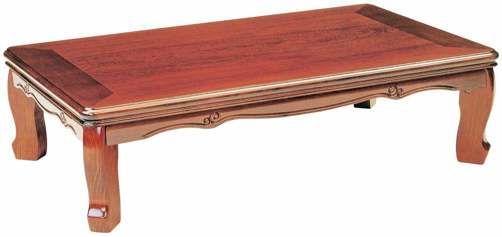 【送料無料】日本製 讃岐の和座 座卓 新弥生 サイズ 150 天板表面材 ケヤキ TA15-70 国産品【代引不可】