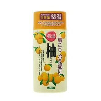 在日本日本第四纪阳离子除虫菊 novopin 药浴柚子 (tabino 水) 480 克瓶 [买 20 件: N-0018