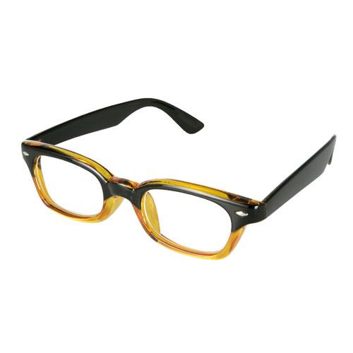 ダルトン リーディンググラス(老眼鏡) READING GLASSES BK/BROWN 2.5 WA001BBR/2.5【代引不可】