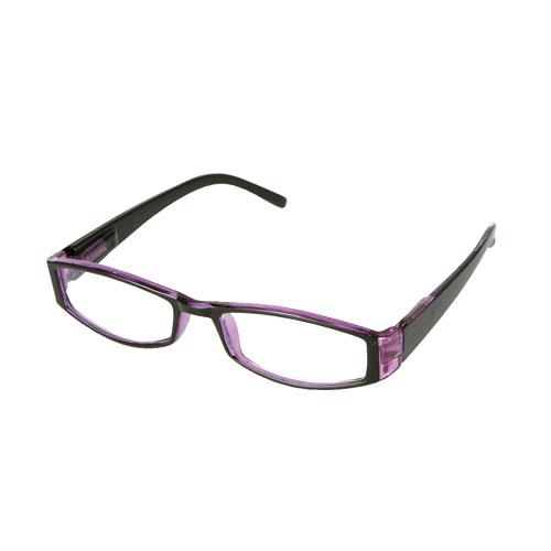 ダルトン リーディンググラス(老眼鏡) READING GLASSES BK/PURPLE 1.5 WA008BPL/1.5【代引不可】