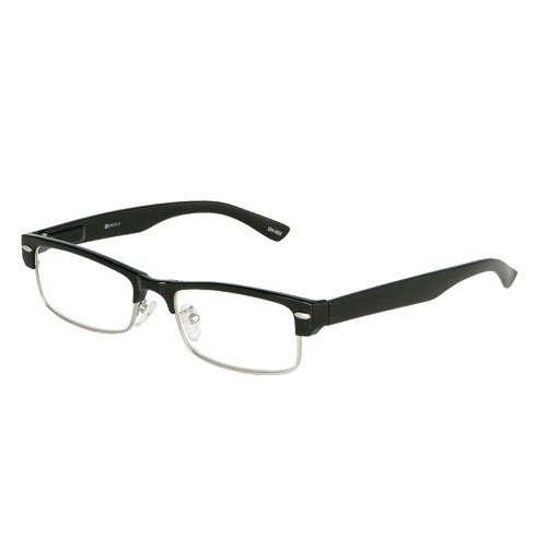 ダルトン リーディンググラス(老眼鏡) READING GLASSES BLACK 3.0 YGF50BK/3【代引不可】