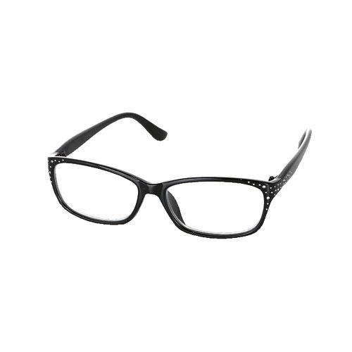 ダルトン リーディンググラス(老眼鏡) READING GLASSES BLACK 1.5 YGF74BK/1.5【代引不可】