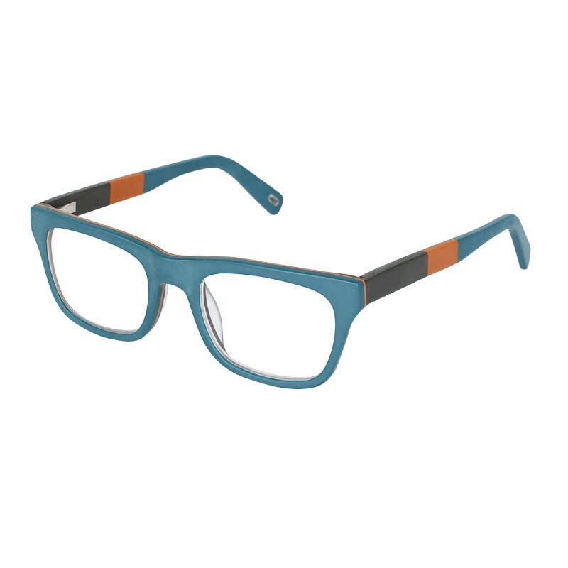 ダルトン リーディンググラス(老眼鏡) READING GLASSES CORAL BLUE 1.0 YGM95CBL10【代引不可】