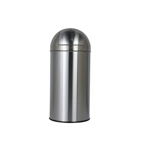 ダルトン ダスト ビン サテン フィニッシュ 30L ゴミ箱 DUST BIN SATIN FINISHED 30L K555-425-30【代引不可】