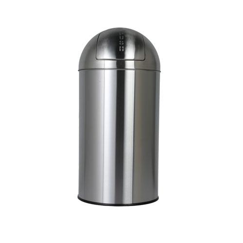 ダルトン ダスト ビン サテン フィニッシュ 40L ゴミ箱 DUST BIN SATIN FINISHED 40L K555-425-40【代引不可】