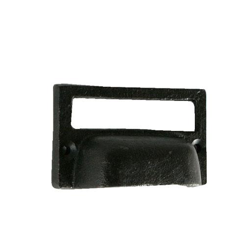 ダルトン カードプル CARD PULL ANTIQUE BLACK S255-105ABK【代引不可】