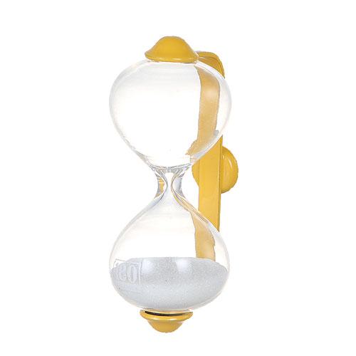 ダルトン 砂時計 サンドグラス バルマ SANDGLASS BARMA 3min YELLOW/WT SAND S520-325YLW-3【代引不可】