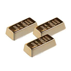 ダルトン ゴールド インゴット マグネット 3pcsセット GOLD INGOT MAGNET SET OF 3 S526-318【代引不可】