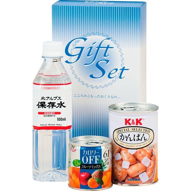 〔ギフト〕非常食安心セット HKR-10 【代引不可】