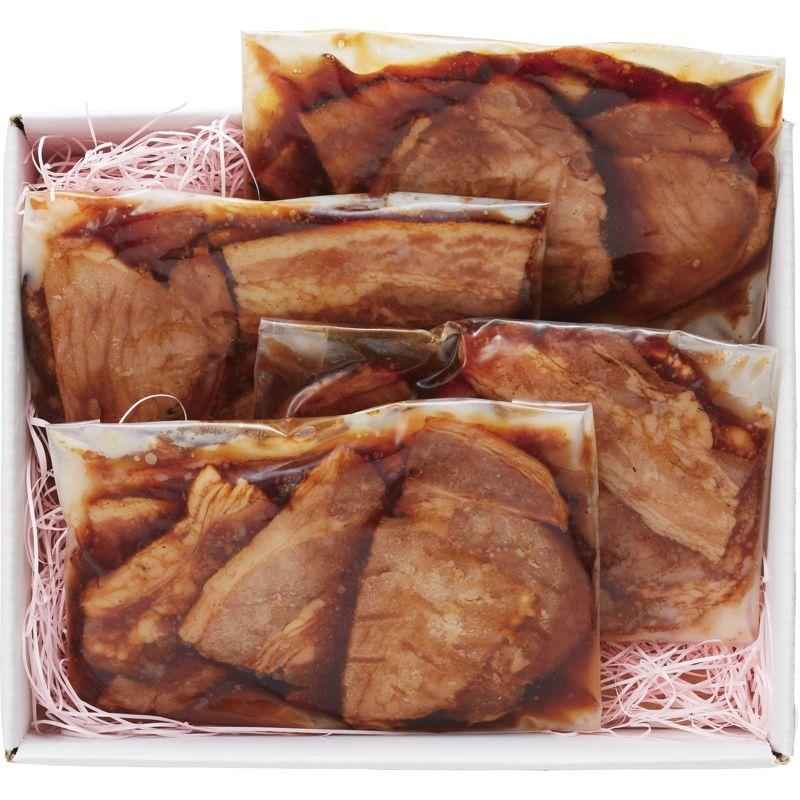 【お中元ギフト】帯広・江戸屋のこだわり豚丼の具 4袋 8656 【申込締切8/2、お届け期間6/17〜8/10】【代引不可】