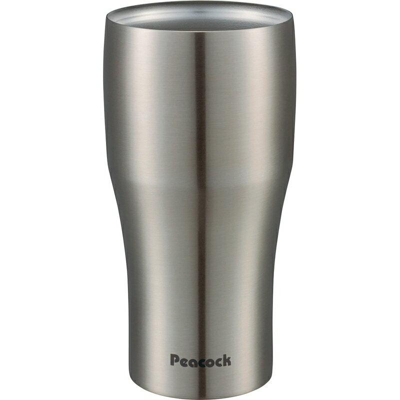 【ギフト】ピーコック魔法瓶 ステンレスタンブラー440ml ステンレス ATB-440XA【代引不可】
