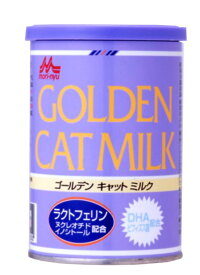 (まとめ買い)森乳サンワールド ワンラック ゴールデンキャットミルク 130g×1缶入 猫用 〔×3〕【代引不可】【北海道・沖縄・離島配送不可】