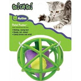 スーパーキャット 猫用おもちゃ GO! CAT GO! ケージフラワー GO-10【代引不可】【北海道・沖縄・離島配送不可】
