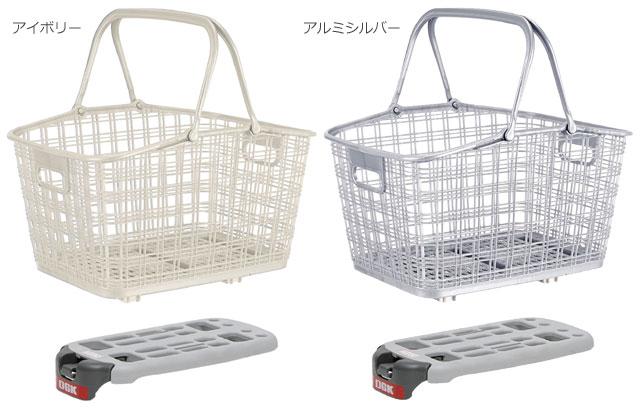 OGK(オージーケー) RB-009F フリーキャリーシステム用ファッションバスケット【代引不可】
