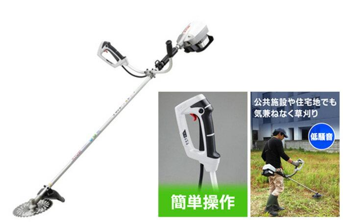 【送料無料】リョービ 充電刈払機 BK-2300A