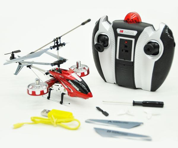 4ch ヘリコプター フライドラゴン ジャイロ機能搭載(色お任せ)SA-9349【あす楽対応】