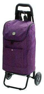 手推车折叠紫BC-0229-PU