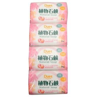 Duet 植物香皂 85 g x 4 个片断,在日本 30 237