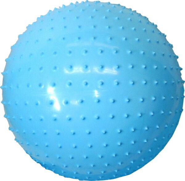 マッサージボール55cm(ブルー) STT-153 バランスボール【あす楽対応】