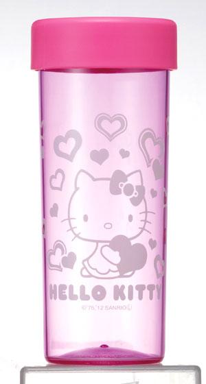 ハローキティカバー付ボトル HK-19 Hallo Kitty