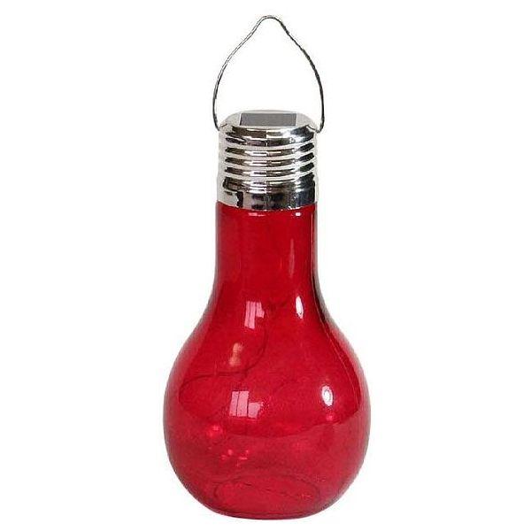 東洋石創 ガーデンコレクション ソーラーライト (Red) 86903 【代引不可】