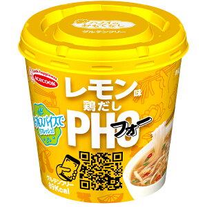 エースコック ハノイのおもてなし レモン味鶏だしフォー 31g×6個入り×6箱 (計36個) (KT)