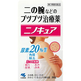【第3類医薬品】小林製薬 ニノキュア30g