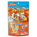 健康ミネラルむぎ茶ティーバッグ 30袋入×10個(1ケース)(伊藤園)