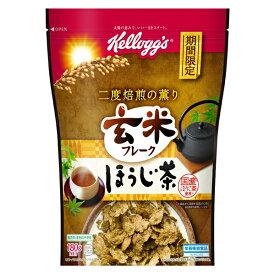 ケロッグ 玄米フレークほうじ茶 180g×12個入り (1ケース) (KT)