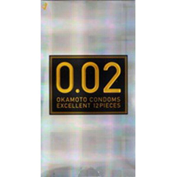 オカモト ゼロツー うすさ均一0.02EX (12コ入) R 12コ入り 【管理医療機器】