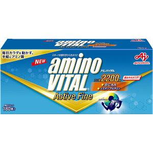 アミノバイタル アクティブファイン 60本入×6箱