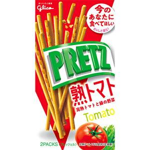 グリコ プリッツ熟トマト 60g×120個入り (1ケース) (YB)