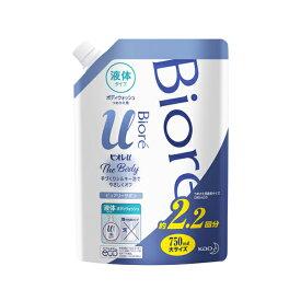 ビオレu ザボディ 液体タイプ ピュアリーサボンの香り つめかえ用 750ml KO 花王