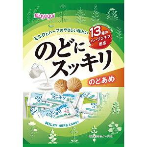 春日井 のどにスッキリ 125g(個装紙込み)×12袋入り (1ケース) (YB)