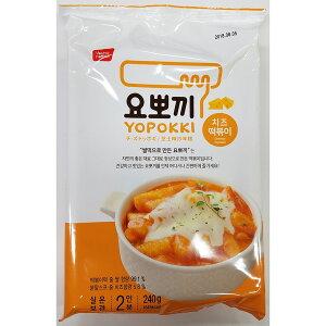 ヨッポギ 2人前 チーズ味 袋タイプ 240g×24個(1ケース) (KK)